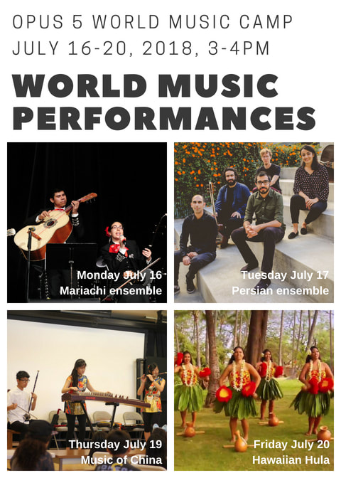 World Music Performances